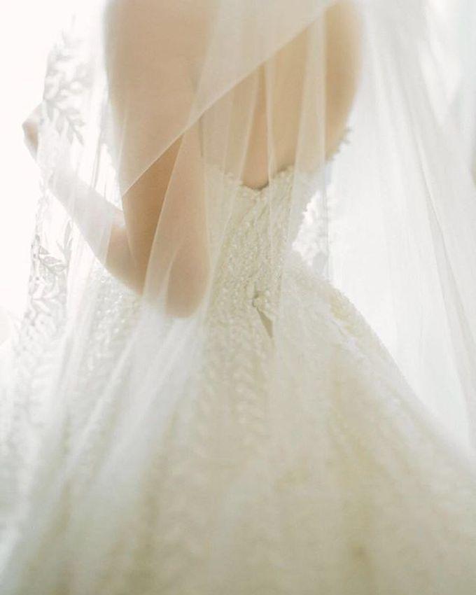 NEW ARRIVALS - WEDDING DRESS by LAMIIK BRIDAL - 016