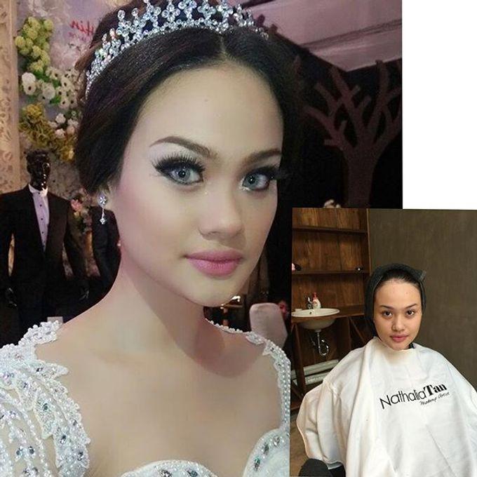Premiere Wedding Fair by Nathalia TAN Makeup Artist - 002