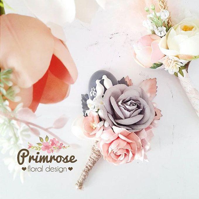 Boutonniere & Corsage by Primrose Floral Design - 030