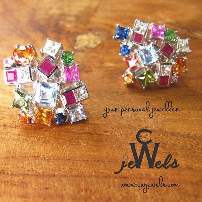 Custom made  by CW Jewels - 013