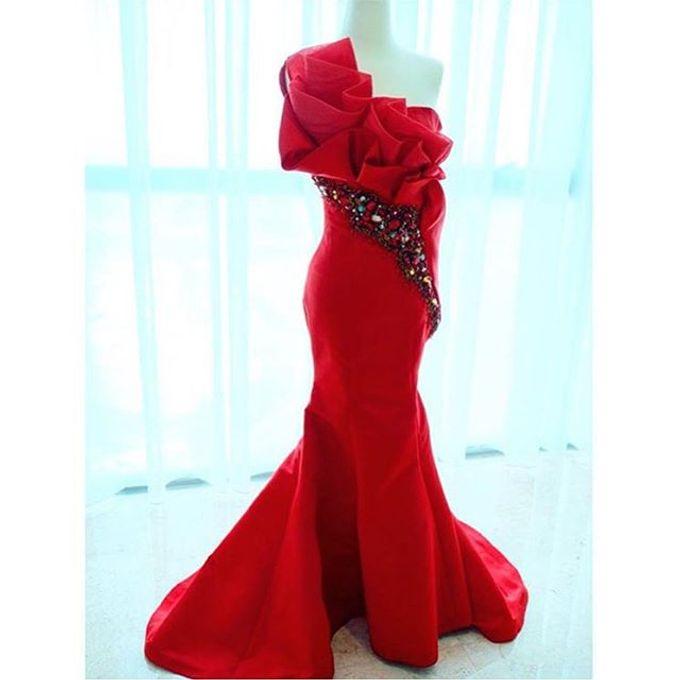 NEW ARRIVALS -EVENING DRESS by LAMIIK BRIDAL - 024
