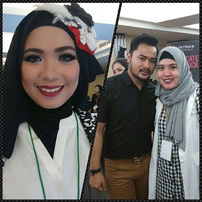 Make up and Hijab Stylist by OCIE Mua - 008