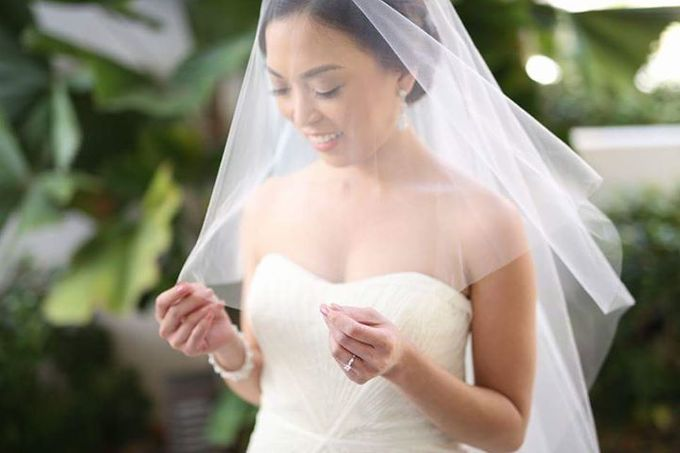 Rouella Real wedding  by Make Up by Ella - Boracay Based Make up Artist - 010