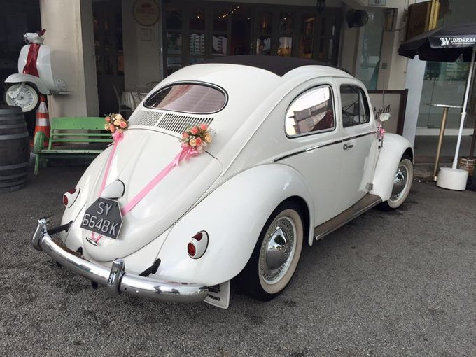 Kombi Rocks Bridal Ride Service by Kombi Rocks - 006