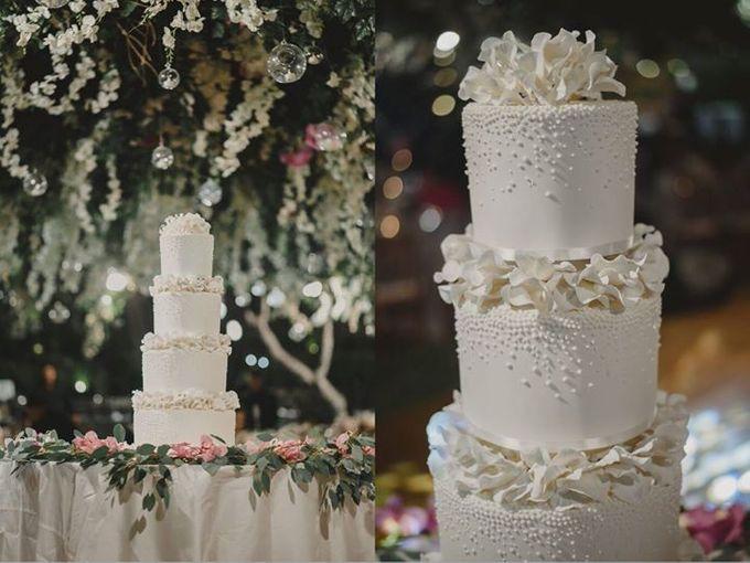 Steven & Aie Enchanted Garden Wedding by Flying Bride - 040