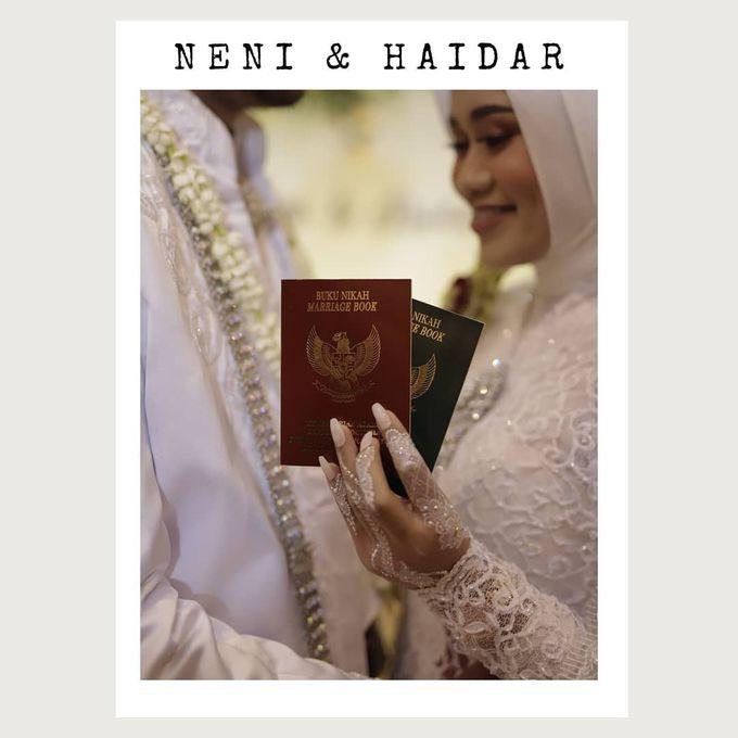 Intimate Wedding by Gasim Wedding Organizer - 003