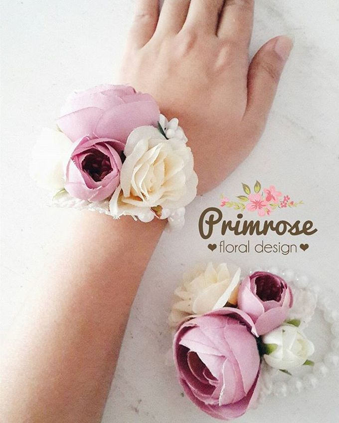 Boutonniere & Corsage by Primrose Floral Design - 035