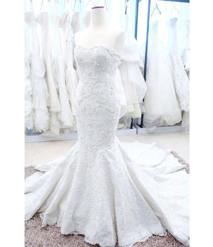 NEW ARRIVALS - WEDDING DRESS by LAMIIK BRIDAL - 019