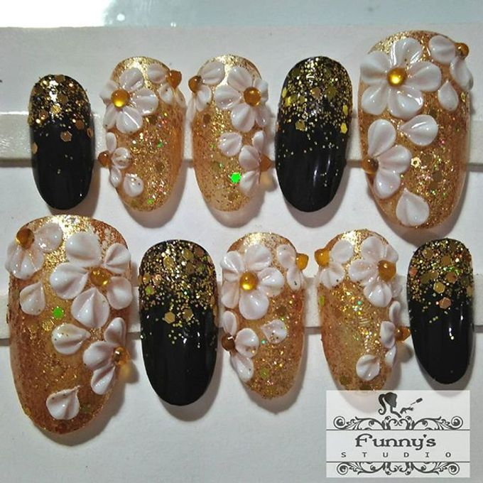 New Project by Funny's Nail art - 036