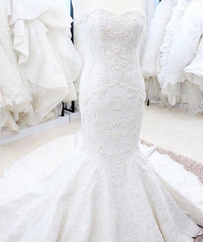 NEW ARRIVALS - WEDDING DRESS by LAMIIK BRIDAL - 018