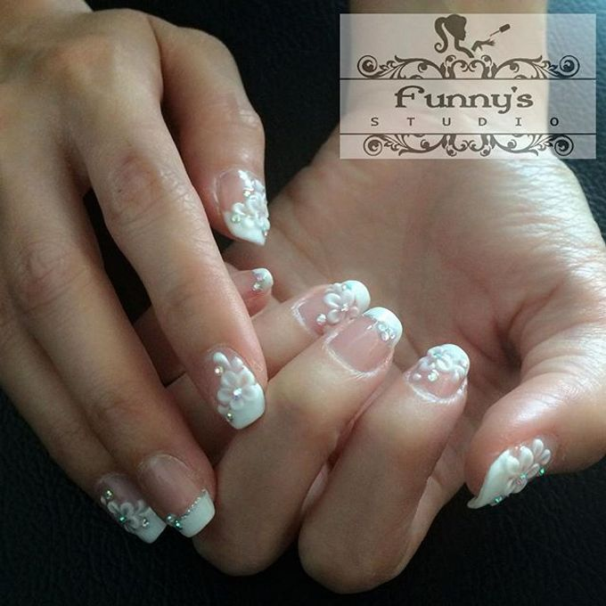 New Project by Funny's Nail art - 042