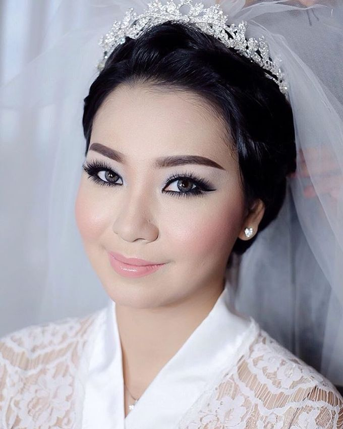 Wedding  by Fedya Make Up Artist - 031