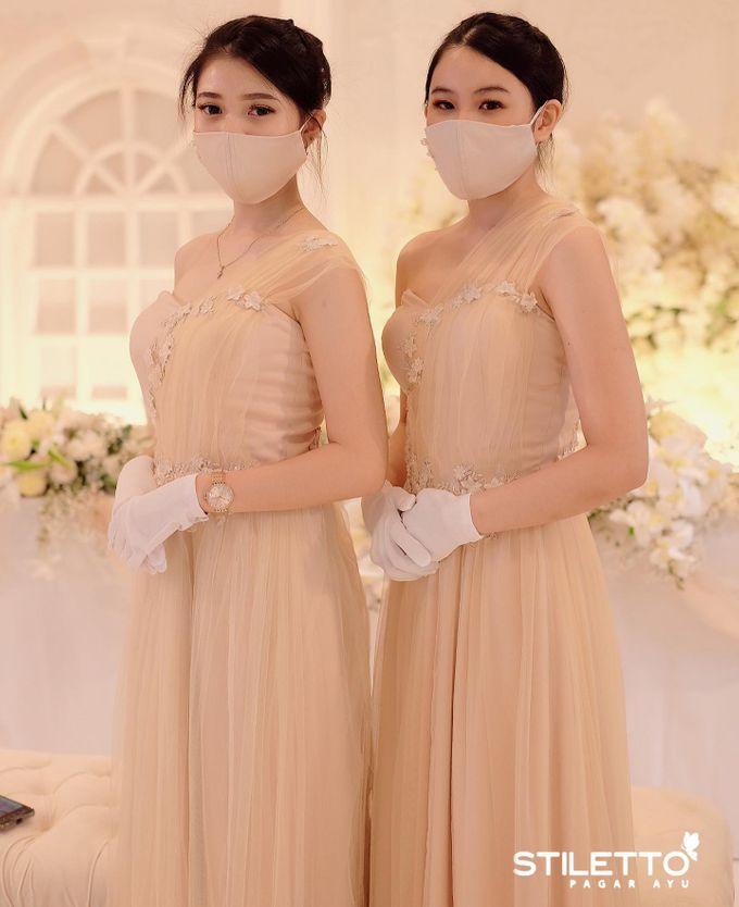 New normal wedding  by STILETTO PAGAR AYU - 046
