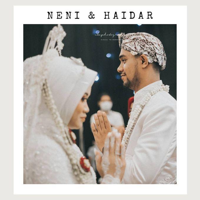 Intimate Wedding by Gasim Wedding Organizer - 001