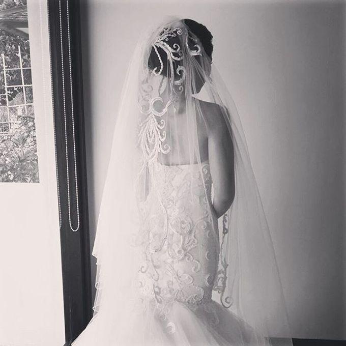 Andrew & Jessica Wedding by Sofitel Bali Nusa Dua Beach Resort - 012