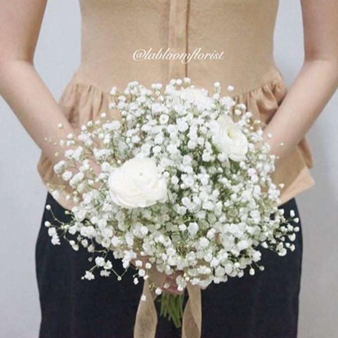 RUSTIC WHITE & GREEN WEDDING by La Bloom Florist - 005