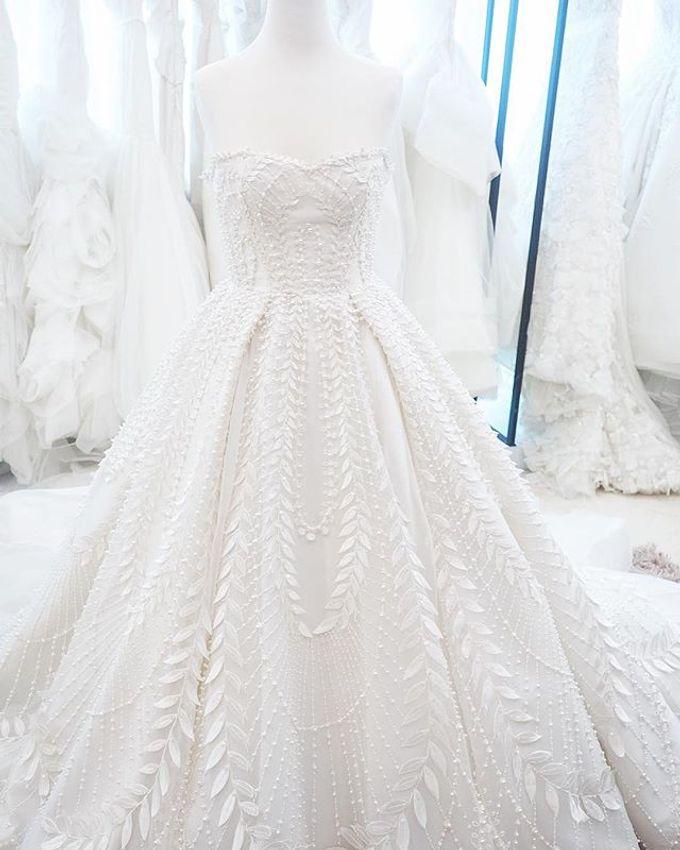 NEW ARRIVALS - WEDDING DRESS by LAMIIK BRIDAL - 017