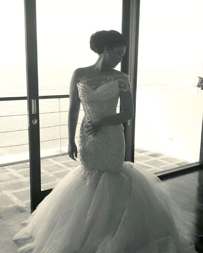 Andrew & Jessica Wedding by Sofitel Bali Nusa Dua Beach Resort - 014