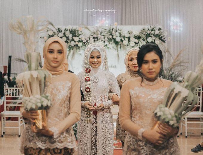 Intimate Wedding by Gasim Wedding Organizer - 004