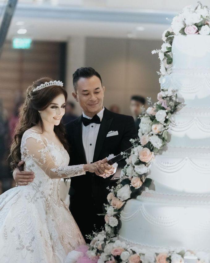 The Wedding of Cy & Rea by Albert Yanuar - 001