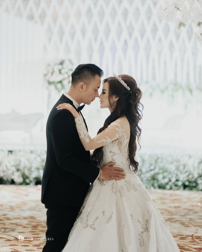 The Wedding of Cy & Rea by Albert Yanuar - 002