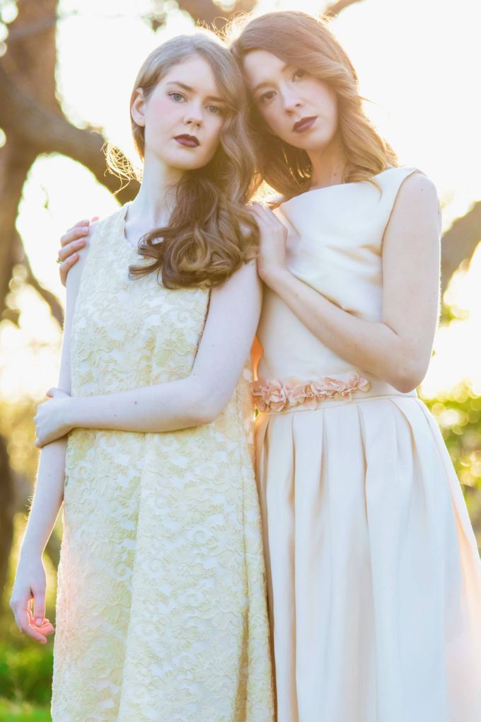 Custom Bridal by Moonlight & Moss - 002