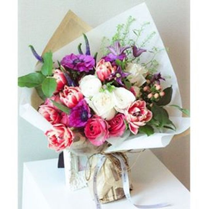 Flower Bouquets by Blooming Elise Flowers - 010