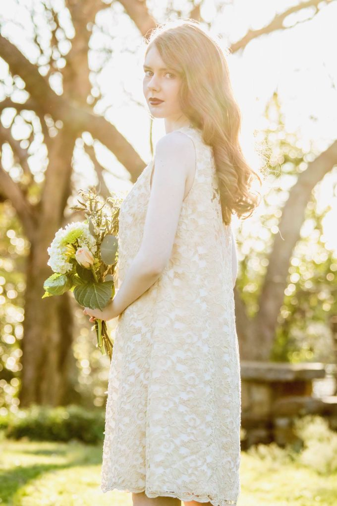Custom Bridal by Moonlight & Moss - 003