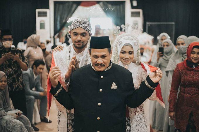 Intimate Wedding by Gasim Wedding Organizer - 002