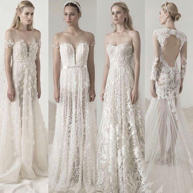 Spina Bride Collection- Lee Petra Grebenau by Spina Bride - 001