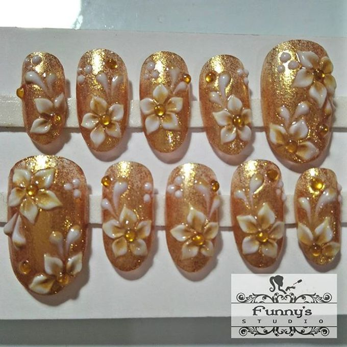 New Project by Funny's Nail art - 037