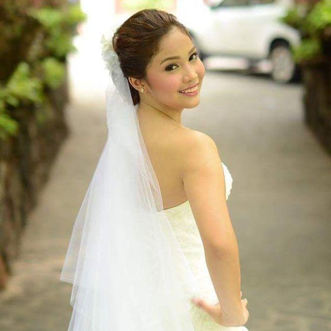 Bridal Make Up by Orlan lopez - 006