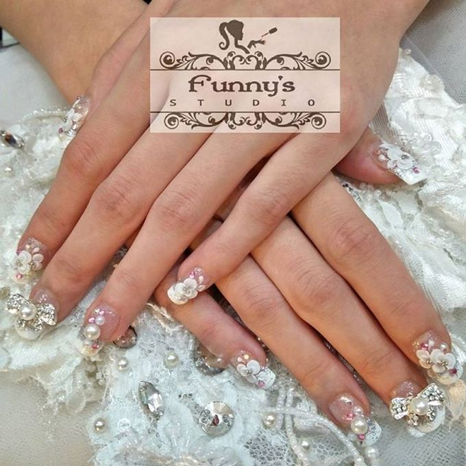 New Project by Funny's Nail art - 034