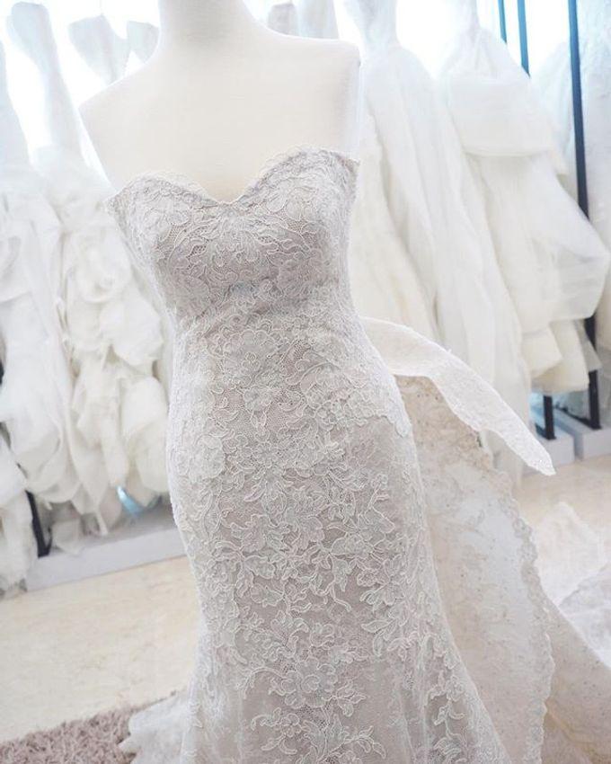 NEW ARRIVALS - WEDDING DRESS by LAMIIK BRIDAL - 023