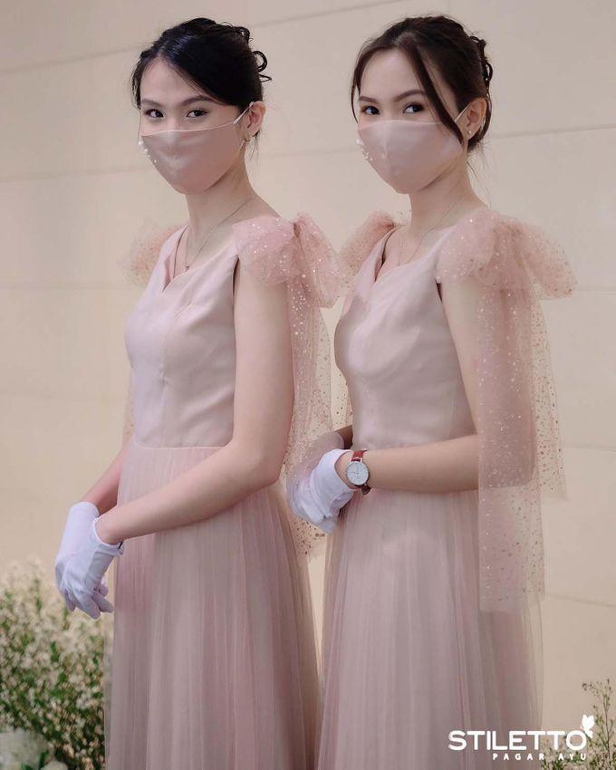 New normal wedding  by STILETTO PAGAR AYU - 048