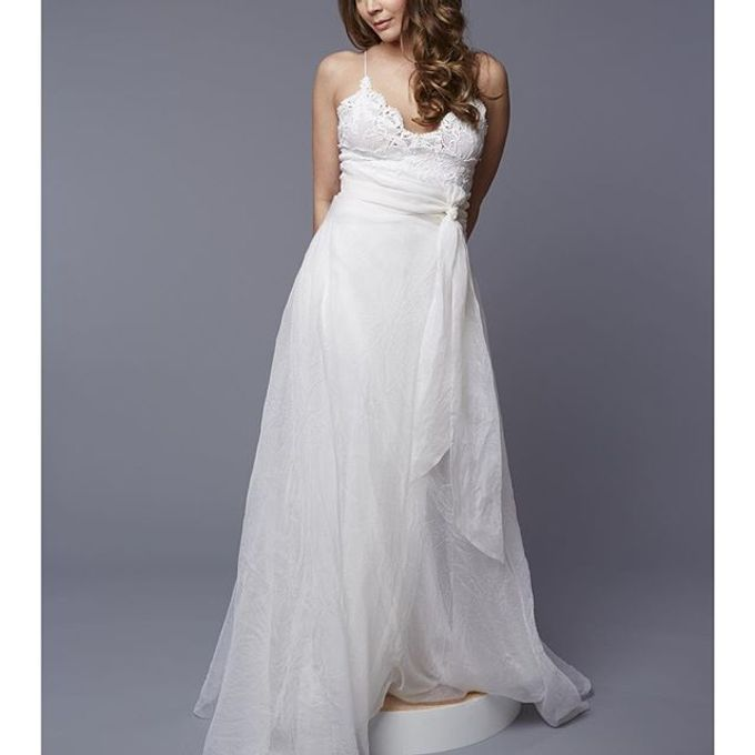 Spina Bride Collection- A La Robe by Spina Bride - 004