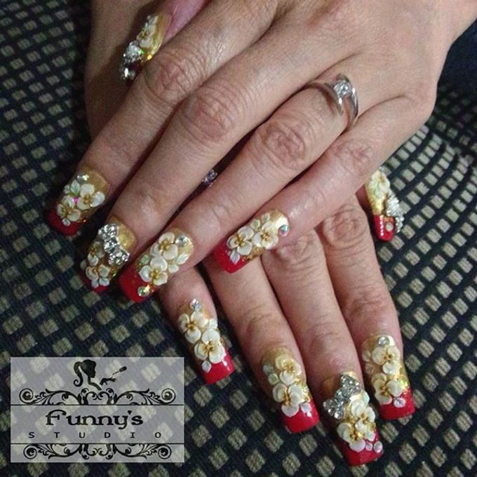 New Project by Funny's Nail art - 040