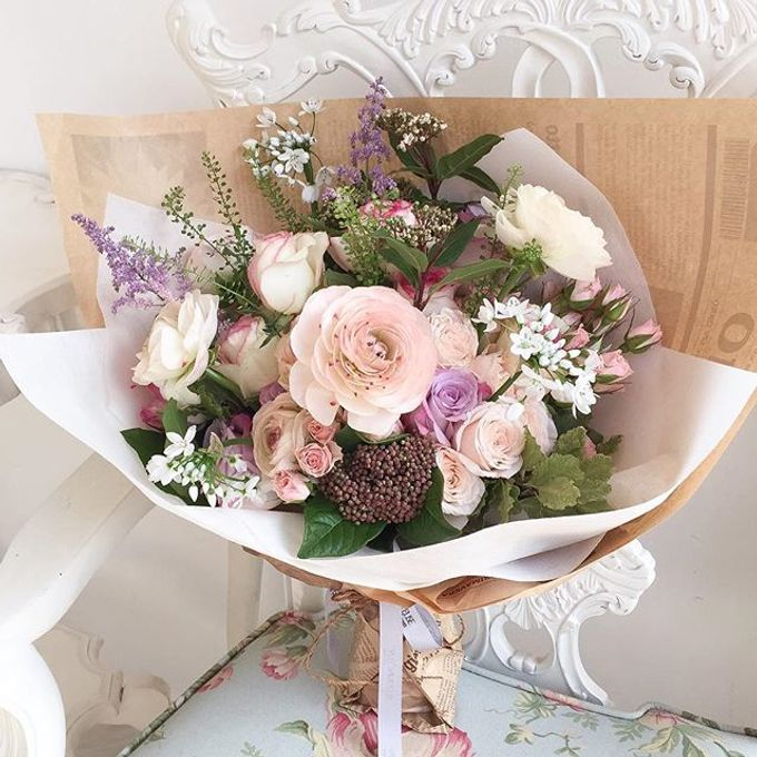 Flower Bouquets by Blooming Elise Flowers - 009