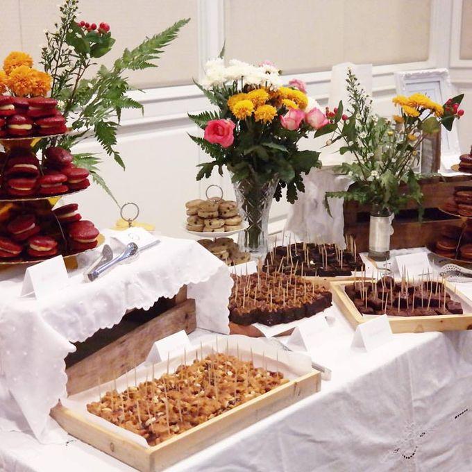 Dessert table by Baked KL - 012