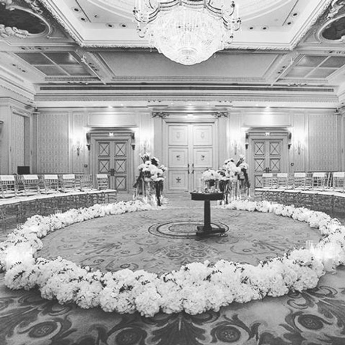 An overview of our weddings and events. by Luxe Paris Events - 007