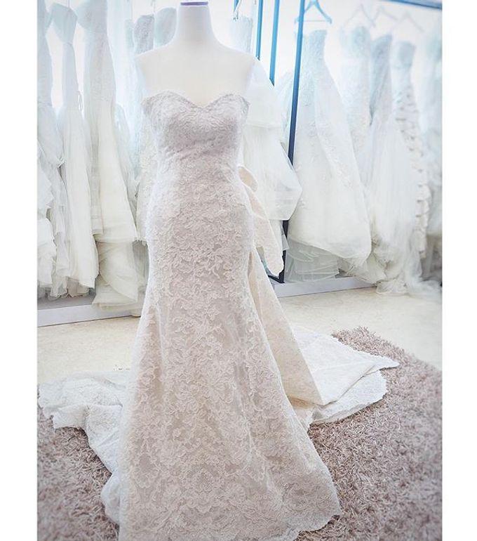 NEW ARRIVALS - WEDDING DRESS by LAMIIK BRIDAL - 022
