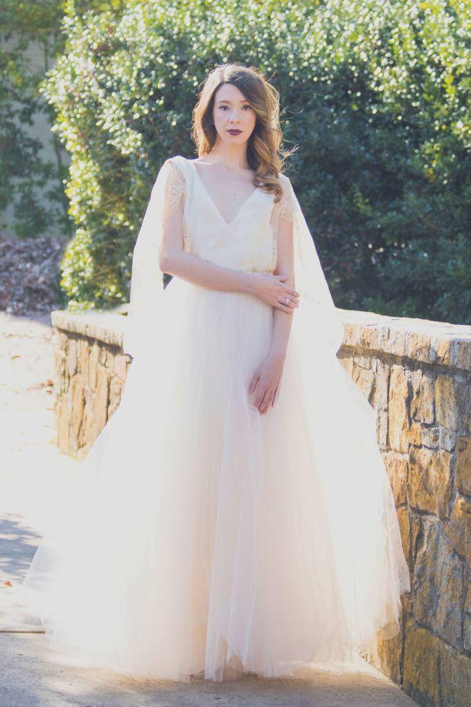Custom Bridal by Moonlight & Moss - 013
