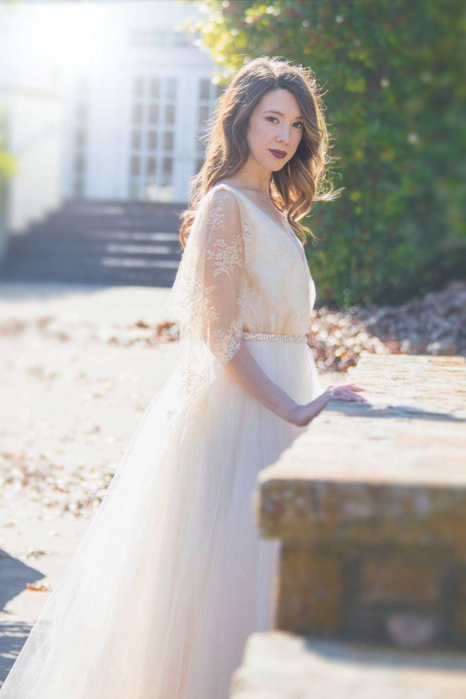 Custom Bridal by Moonlight & Moss - 014