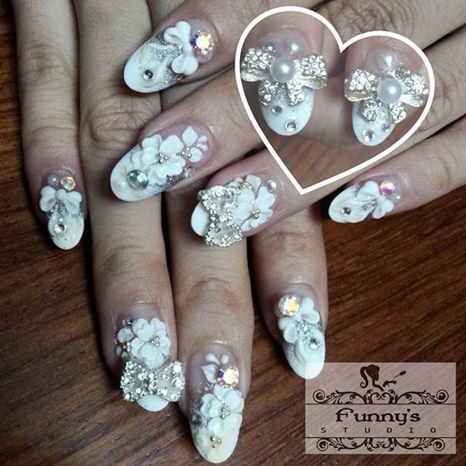 New Project by Funny's Nail art - 038