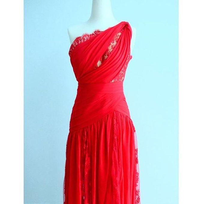 NEW ARRIVALS -EVENING DRESS by LAMIIK BRIDAL - 021