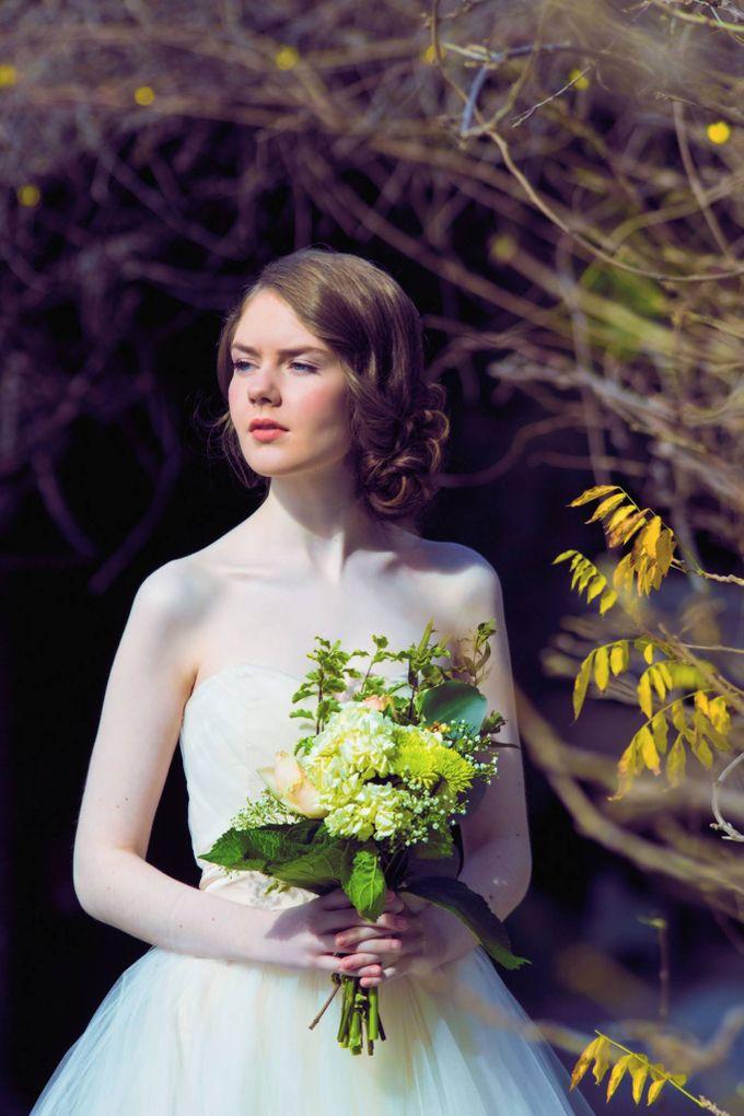 Custom Bridal by Moonlight & Moss - 001