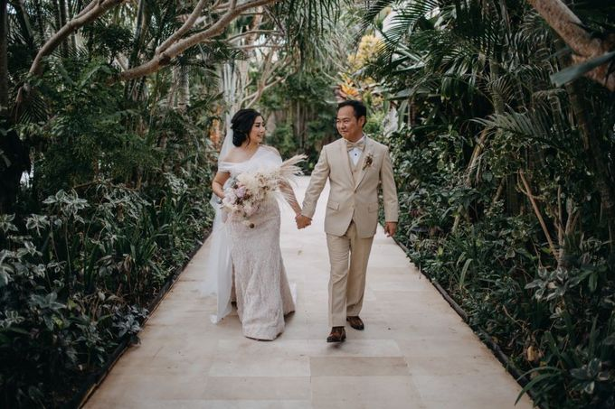 Eldon and Ivana Wedding on 14th December 2019 by The edge - 036