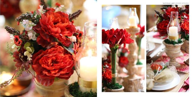Latin Love Wedding Ideas By Natural Art Flowers And Decors