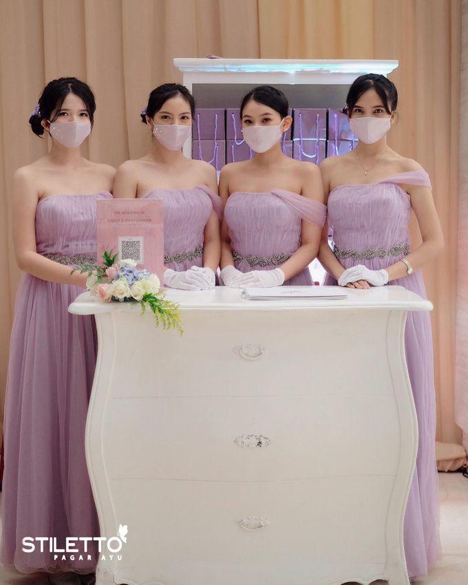 New normal wedding  by STILETTO PAGAR AYU - 050