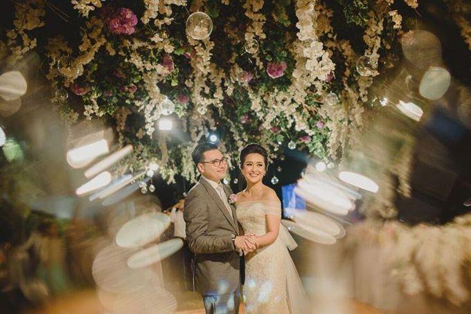 Steven & Aie Enchanted Garden Wedding by Flying Bride - 044